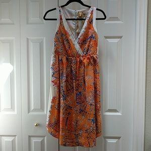 Anthropologie - Tabitha sleeveless dress